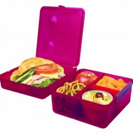 SISTEMA FOOD STORAGE 1.4L LUNCH CUBE TO