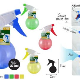 WATER BOTTLE SPRAYER 275ml