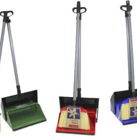 DUSTPAN & BRUSH SET DP16