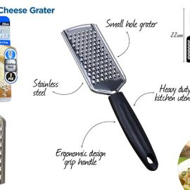 HAND GRATER CHEESE KT700
