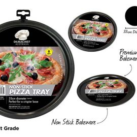 PIZZA TRAY 33CM KT57 NONSTICK