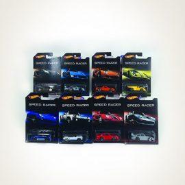 BM HOT WHEELS SPEED RACER 02479-1