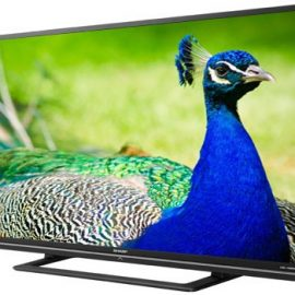SHARP 50'' LED TV