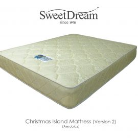 CHRISTMAS ISLAND SPRING MATRES (M) QUEEN