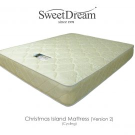 CHRISTMAS ISLAND SPRING MATTRESS  SINGLE