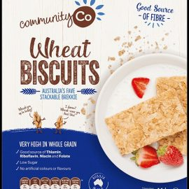COMM CO WHEAT BISCUIT    1.1KG
