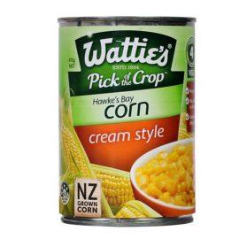 WATT C/STYLE S/CORN 410G