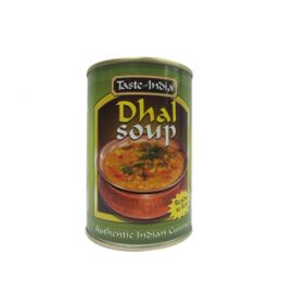 TASTE OF INDIA DHAL SOUP 425G