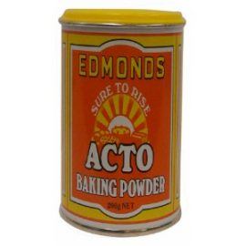 EDMONDS ACTO BAKING POWDER 200G