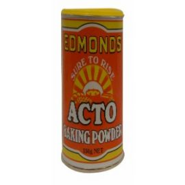 EDMONDS ACTO BAKING POWDER 350G