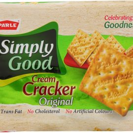 PARLE  SIMPLY GOOD CREAM CRACKERS 100G