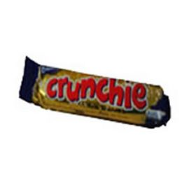 CADBURY CRUNCH BAR 50GM
