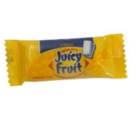 WRIGLEYS J/FRUIT 4 PACK