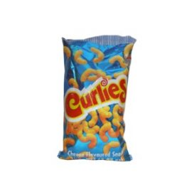 CURLIES CHEESE SNACK 100G