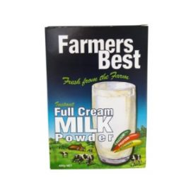 FARMERS BEST F/C MILK 450G