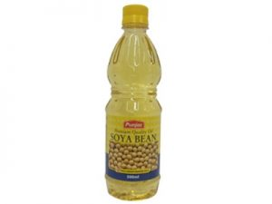 PUN SOYA BEAN OIL 500ML