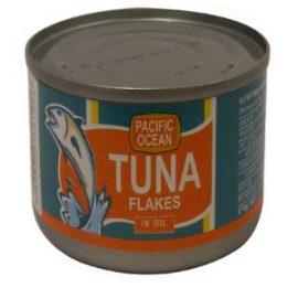 P/OCEAN TUNA FLAKE BLUE 170G