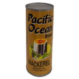 PAC OCEAN MACKEREL N/OIL 425GM