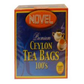 NOVEL TEA BAGS 100S