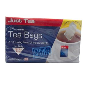 JUST TEA BAGS 50S