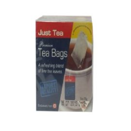 JUST TEA BAGS 10S