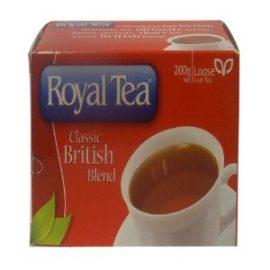 ROYAL TEA 200G
