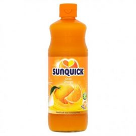 SUNQUICK ORANGE 840ML.