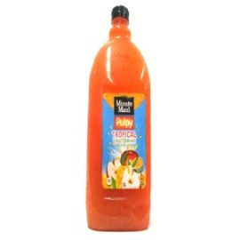M/MAID PULPY TROPICAL DRINK 2.4LT