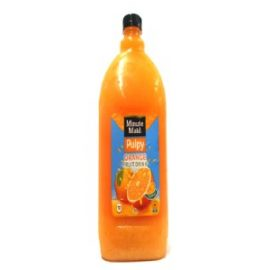 M/MAID PULPY ORANGE DRINK 2.4LT