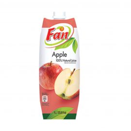 FAN APPLE JUICE 1L