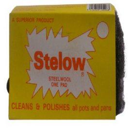 STELOW STEELWOOL ONE PAD