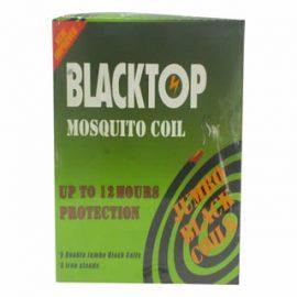 BLACKTOP MOSQUITO JUMBO COILS 10'S
