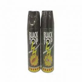 BLACK TOP INSECT SPRAY COCKROACH 400ML