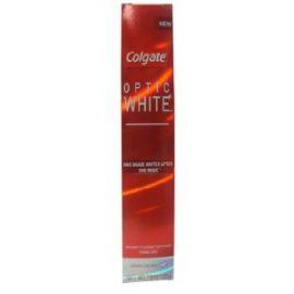 COLGATE T/PASTE 100G OPTIC WHITE