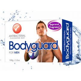 BODYGUARD SOAP 100G FOR MEN