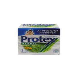 PROTEX BATH SOAP 3 X 75G HERBAL