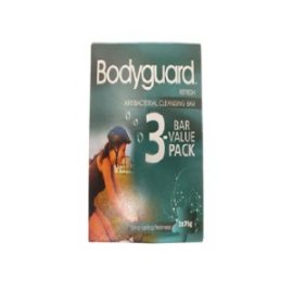 BODYGUARD BATH SOAP 3*75G REFRESH