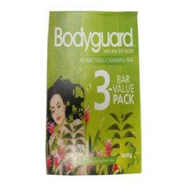 BODYGUARD BATH SOAP 3*75G INFUSION