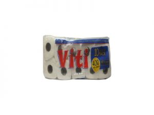 VITI TOILET TISSUE 10S 1PLY