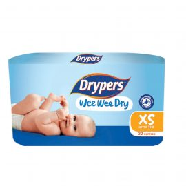 DRYPERS WWD SMALL X-SMALL 32S