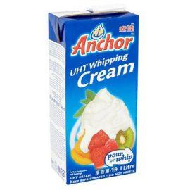 ANCHOR UHT WHIP/CRM 1LT