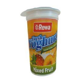 REWA MIXED FRUIT YOGURT 150G