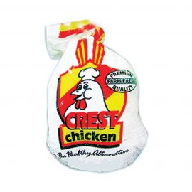 CREST CHICKEN FROZEN NO.18