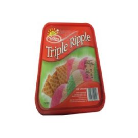 TUCKERS TRIPPLE RIPP ICECREAM 2LTR
