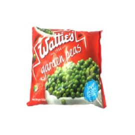 WATTIES GARDEN PEAS 500GM