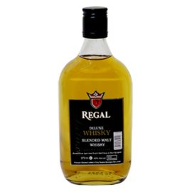 DELUX REGAL WHISKY 375ML
