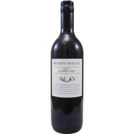 BROKEN SHACKLE CLASSIC RED WINE 750ML
