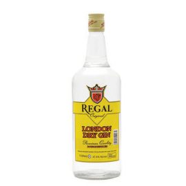 REGAL GIN 750ML