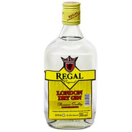 REGAL GIN 375ML