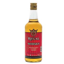 REGAL WHISKY 750ML